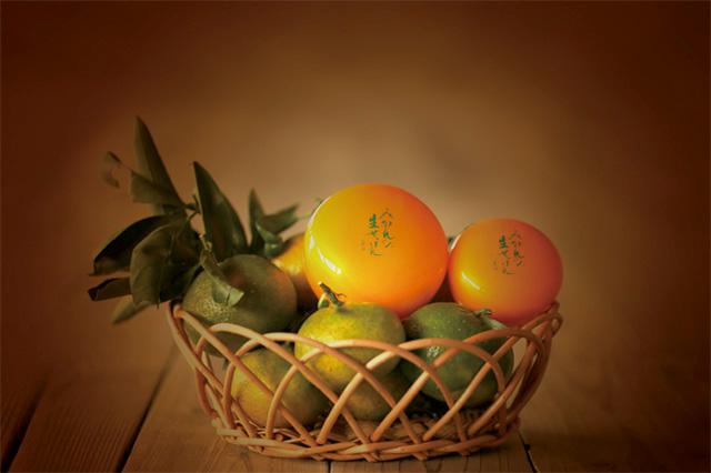 不老長寿の果物として古事記にも描かれた「みかん」。