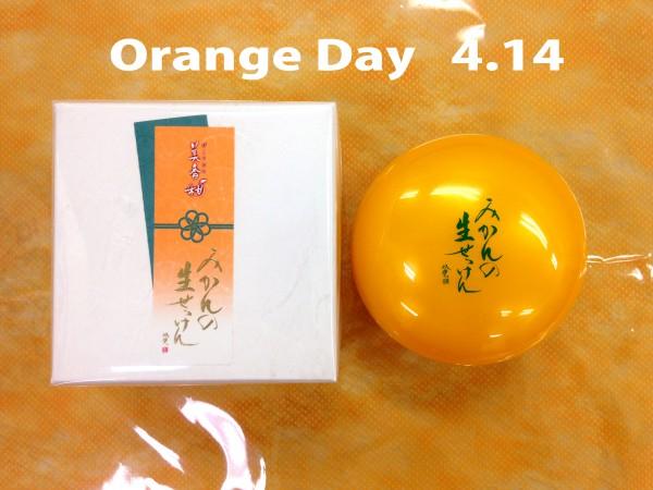 Orange Day  4.14